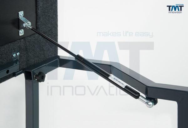 Multiflexboard T5 / T6 Kofferraumablage Transporter langer Radabstand